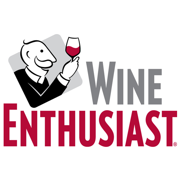 Finally obtient une note significative de Wine Enthusiast New York