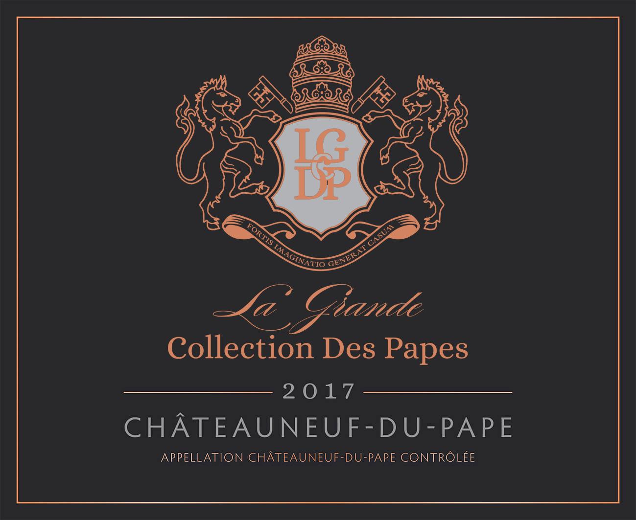 La Grande Collection des Papes