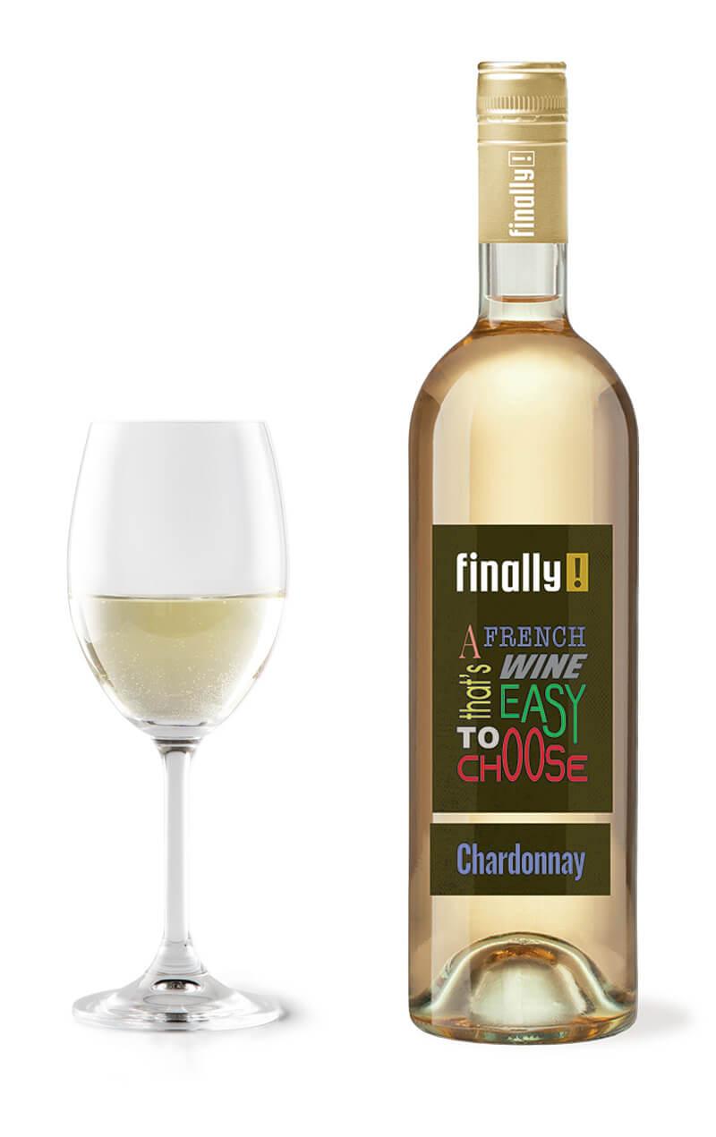 Finally Chardonnay