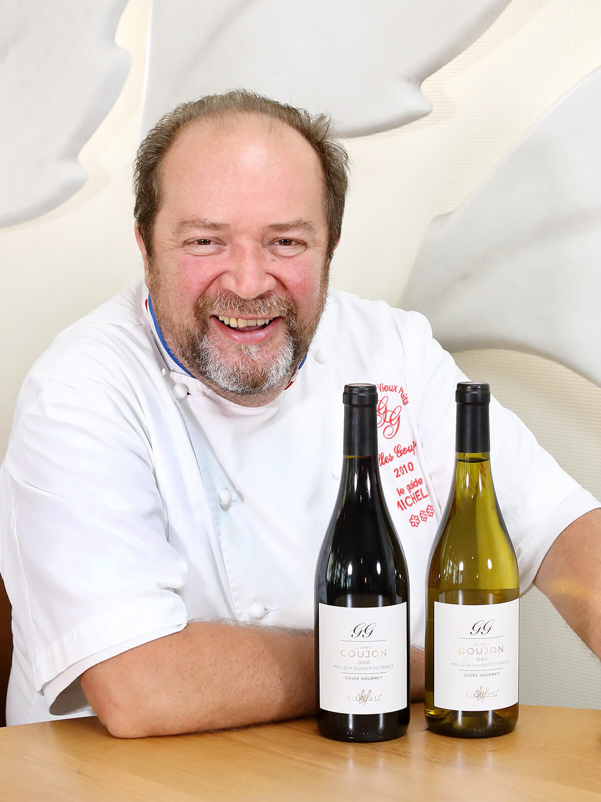 vin Gilles Goujon - Signature chef