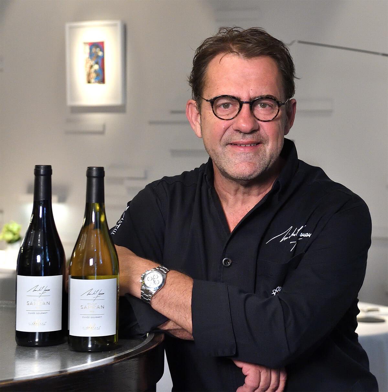 vin Michel Sarran - Signature chef