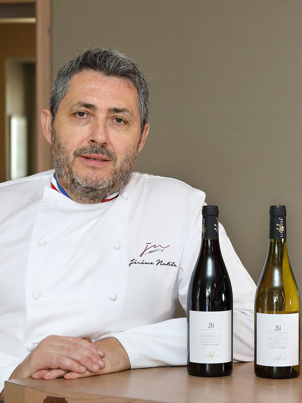 vin Jérôme Nutile - Signature chef