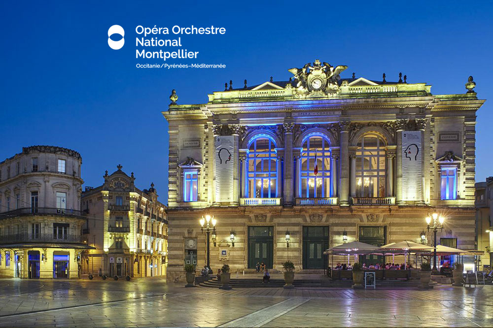 Partner with the National Opera in Montpellier
