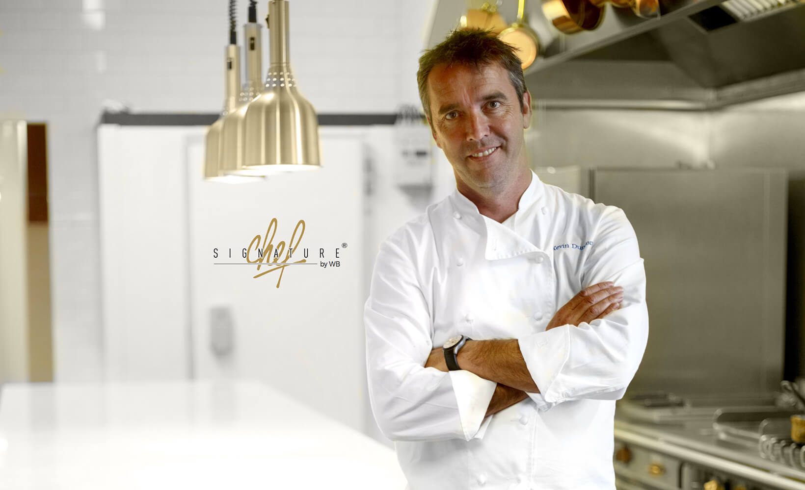 Launch partnership irish chef Kevin DUNDON