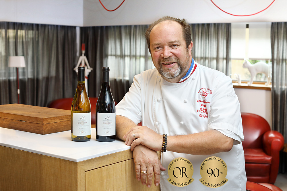 Gold medals for the Signature Chef Collection