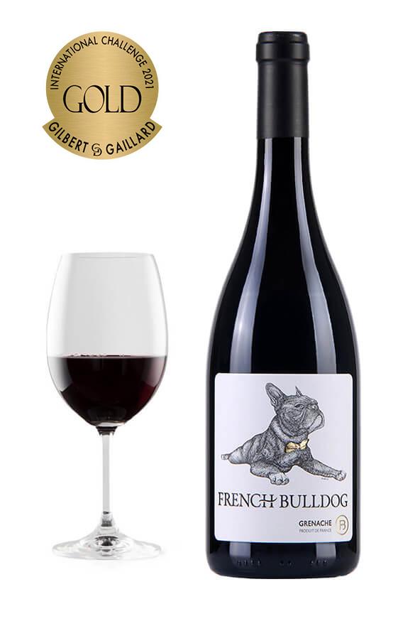 French-Bulldog-Rouge