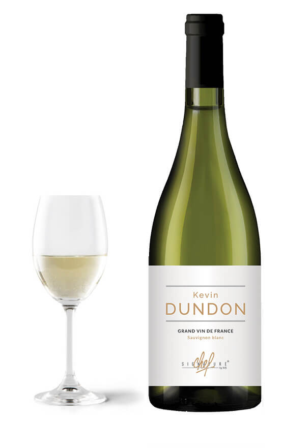 Kevin Dundon white wine