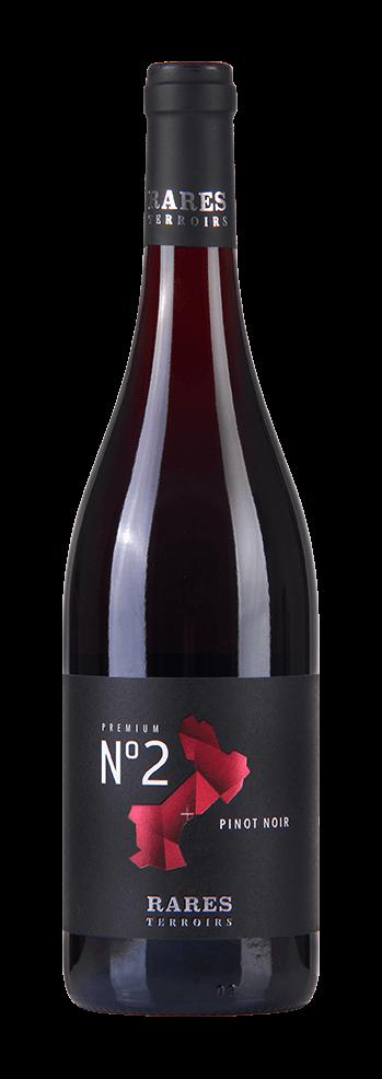 Cuvée Rares Terroir, vin rouge N°2 Pinot