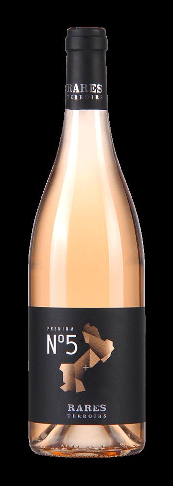 Cuvée Rares Terroir, vin rouge N°5 rosé