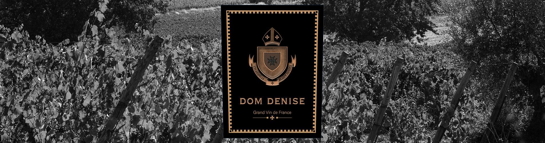 Dom Denise vin